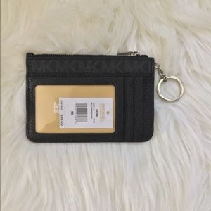 Michael Kors Fulton Coinpouch with ID & Key Chain